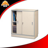 Mini Metal Cabinet with Sliding Door