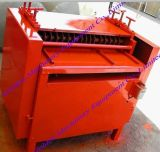 Chinese Copper Pipe Air Condition Radiator Crusher Separator Recycling Machine