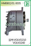 KZ Brand Volvo 210 Engine Parts Alternator for Excavator