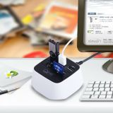 USB 2.0 Hub, Smart USB Hub, USB Hub with Stand