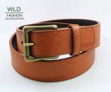 Classic Style Fashion PU Flat Belt Ky5910