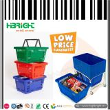 Plastic Shopping Basket for Retail Stores