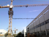 Tower Crane with Max Load 5 Tons