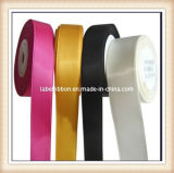 Single Side Woven Edge Polyester Satin Ribbon (SW500)