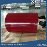 CRC Burgundy Color Coated Steel Coil Sheet