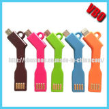 Portable Keychain Charger USB Cable for Samsung Galaxy