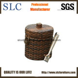 Rattan Ice Bucket/Rattan Ice Box/ Ice Box (SC-8080)