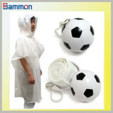Portable One-off Raincoat for Activity (SR043)