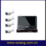 Security Recorder HD WiFi Wireless Camera Surveillance WiFi NVR Kit