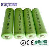 1.2V 2200mAh AA Ni-MH Battery