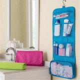 Korean Folding Hanging Bag Waterproof Wash Bag Bag Bag of Large Capacity Outdoor Travel (GB#RK)