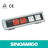 Table Power Outlet Desktop Socket