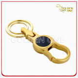 Elegant Gold Nickel Plated Zinc Alloy Metal Key Chain