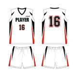 Digital Sublimated Printing Volleyball Jersey with High Quality