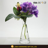 Hot Selling Clear Glass Ikebana Vases