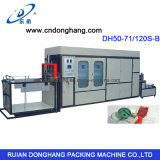 High Speed Plastic Food Tray Vacuum Forming Machine