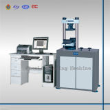 Electro-Hydraulic Servo Compression Testing Machine (300kN)