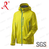 New Style Tech Outdoor Jacket Soft Shell Jacket (QF-439)