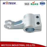 OEM Aluminum Actuating Arm by Sand Casting with Zinc-Plated Surface