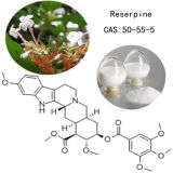 Anti-Hypertension Plant Extract Reserpine Powder CAS: 50-55-5