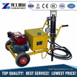 Manual Stone Hydraulic Log Rock Breaking Drill Splitter