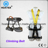 High Strength Sit Harness/Chest Harness Climbing Belt with D Rings