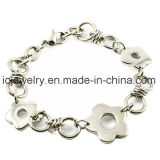 Handmade Jewelry Flower Bracelet for Girls