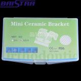 Comfortable Mbt Slot. 022 Dental Ceramic Bracket