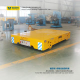Free Turning Motorized Trackless Die Transport Vehicle