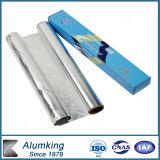 Newest Design Roll Type Aluminium Cooking Foil