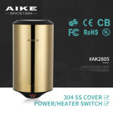 AIKE2805 Toilet Bathroom Appliances Colorful High Speed Low Noise Jet Hand Dryer