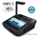 Custom-Made POS System Android Tablet with 3G GPRS Camera Card Reader
