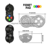 Improved Fidget Hand Shank Fidget Pad/Pressure and Anxiety Relief Toys Fidget Pan