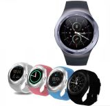 """1.2"""" IPS Capacitive Touch Screen Bluetooth Smart Watch Y1 with SIM Card Slot"""