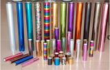 High Grade Holographic Hot Stamping Foil, Paper and Plastic Usage, Low MOQ Standard Size