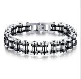 2017 Fashion Jewellery Men Charm 316L Stainless Steel Bracelet