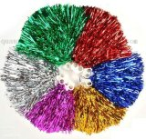 OEM High Quality Colorful Pompon for Cheerleaders