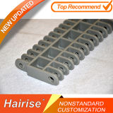 Hairise Plastic Baffle Modular Sidewall Conveyor Belt