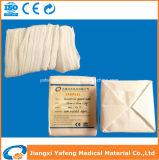 Hot Sale Non Sterile 7.5cmx7.5cm Absorbent Cotton Gauze Swab