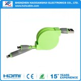 Newest 2 in 1 Data Sync/Charging Cable for Mobile Phone