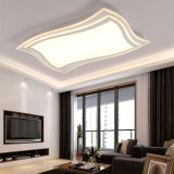 Modern Simplicity Sea Wave Style Series LED Ceiling Lighting