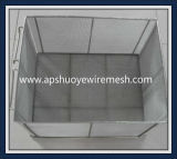 Shopping Plastic Coated Stainless Steel Wire Basket