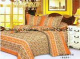 Poly/Cotton Bedding Set Used for Home Collections Bed Linen