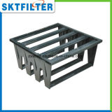 Industrial 4V Bank Air Filter Frame Plastic Frame