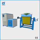70kw Aluminum Induction Melting Furnace