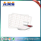 13.56MHz Passive RFID Inlay Custom Plastic Sheet with IC Chip