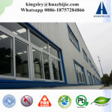 100% UPVC Huazhijie Brand Plastic Casement and Sliding UPVC Doors Windows