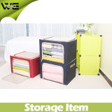 Multi-Functional Decorative Foldable Cloth Storage Boxes with Square Chest