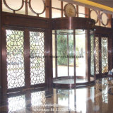 Hotel Furniture Laser Cut Stainless Steel Gate