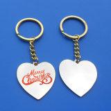 Metal Gift Toys Christmas Key Tag Metal Keychain Gifts
